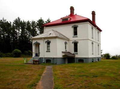 North Head Lighthouse Quarters