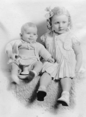 Melvin Ralph Helmick & Esther Leola Helmick (Taylor)