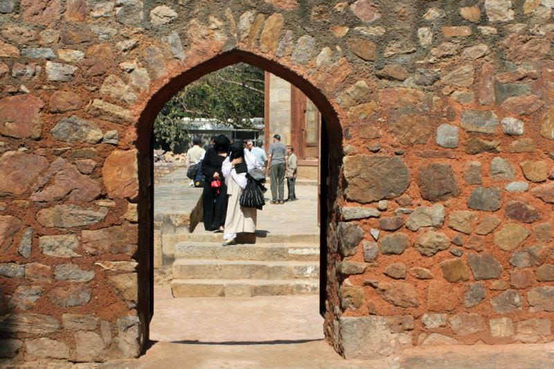 Humayuns Tomb 75 053
