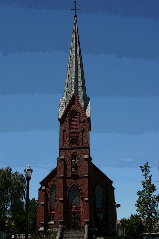St. Peters Landmark
