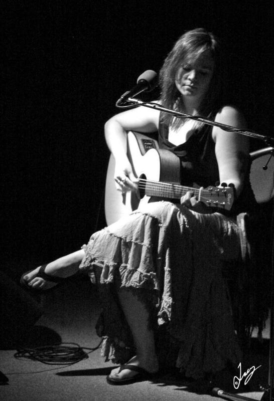 IMG_2944 Allison Crowe at Yardbird May 18