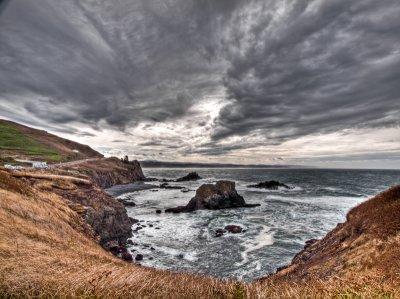 Taken near the Yaqina Head Lighthouse, Newport