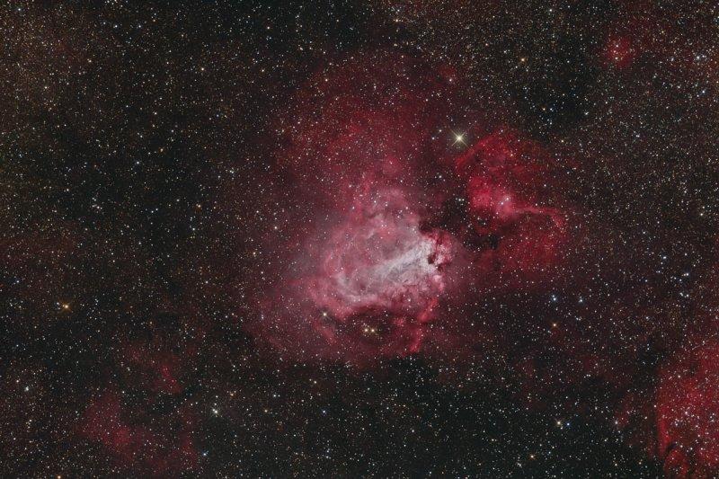 M17 in Sagittarius