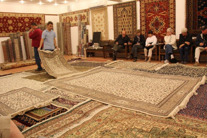 Turkish Carpet Shop Carpeterium