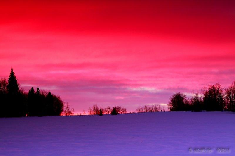 march 30 sunrise