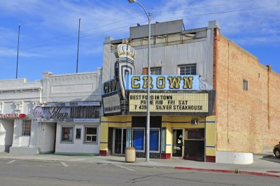 Crown Theatre-Price, UT