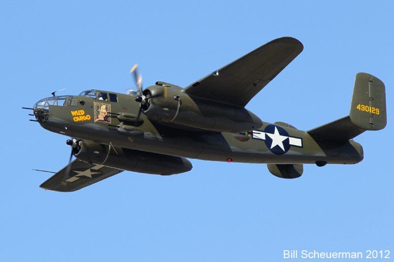 B-25 Wild Cargo