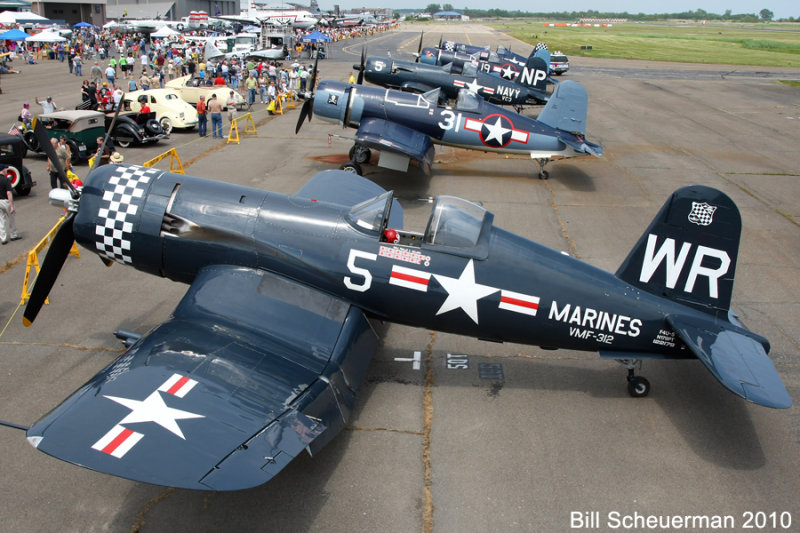 Corsairs over CT lineup