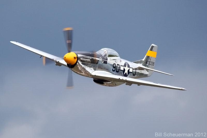 P-51 The Brat III