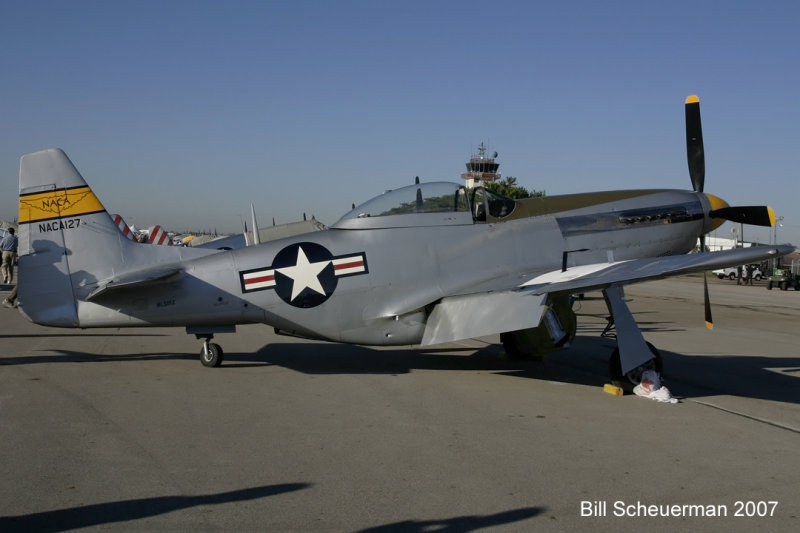 P-51 NACA