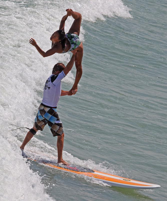 Cocoa Beach NKF Surf Festival 2010
