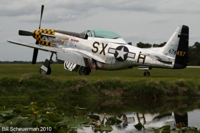 P-51 Little Witch
