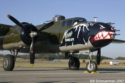 B-25 Bettys Dream