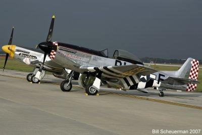 P-51 Aint Misbehaven