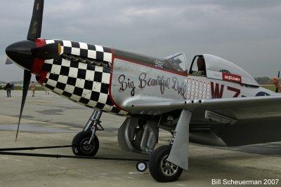 P-51 Big Beautiful Doll