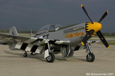 P-51 Little Horse