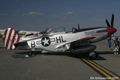 P-51 Abigail Rose