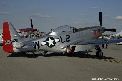 P-51 Scat VII