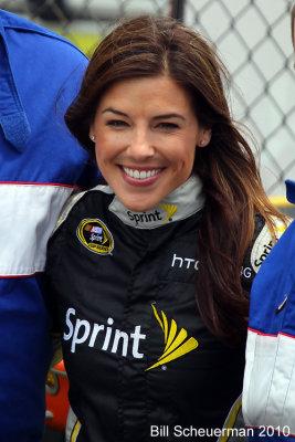 Miss Sprint Cup Monica Palumbo