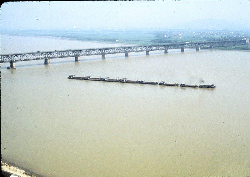 Qiantang River, Hangzhou, China