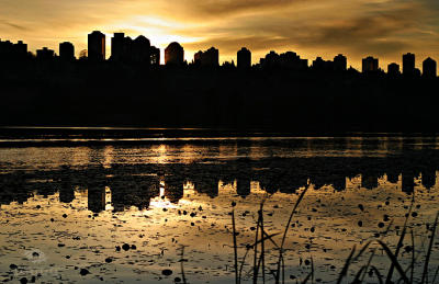 Deer Lake Park, Vancouver, Canada, 2003