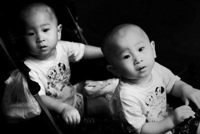 Double Take, Shanghai, China, 2006