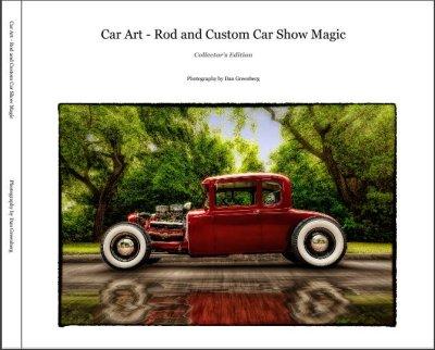 Car Art - Rod and Custom Car Show Magic Cover