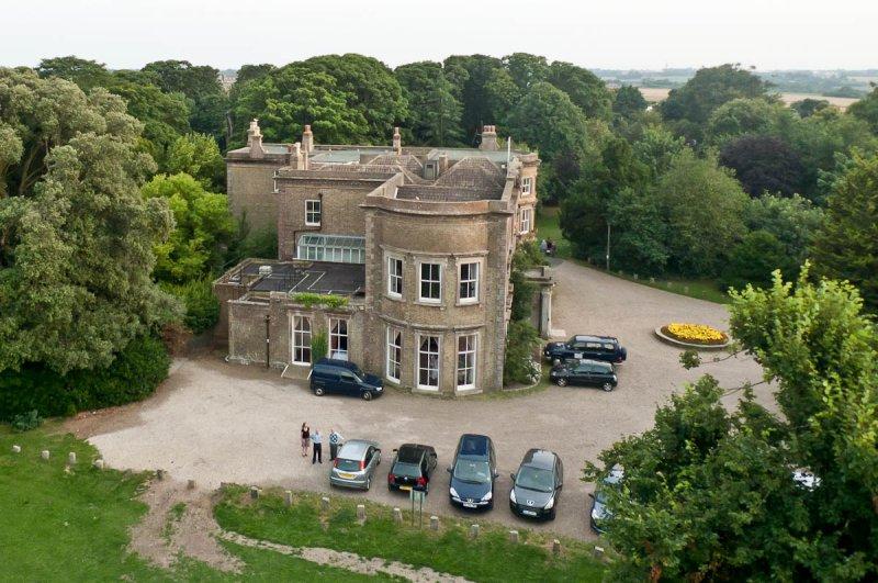 Northdown House Aerial Views