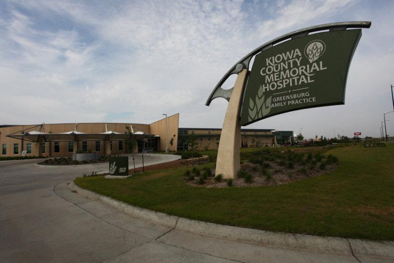 Greensburg 2011 - Hospital