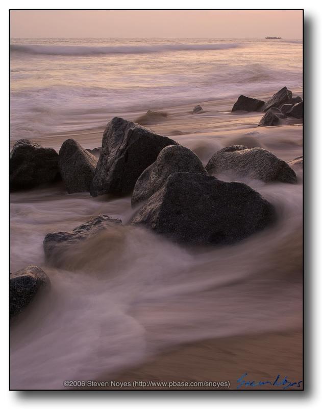 Huntington Rocks