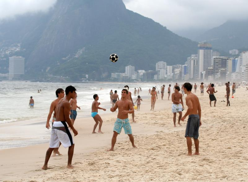 footeyball ipanema