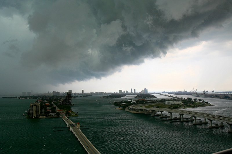 Storm coming