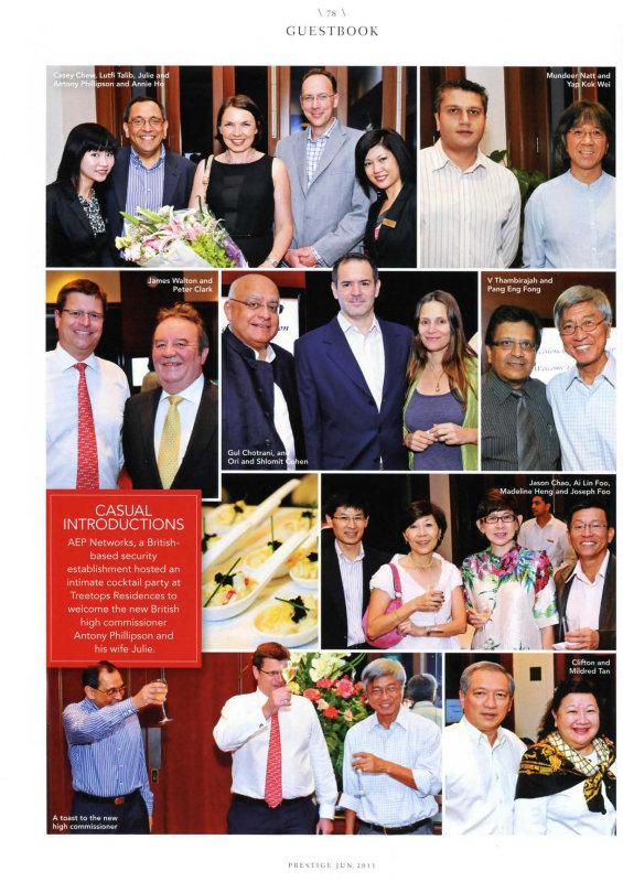 Prestige Magazine Jun2 2011