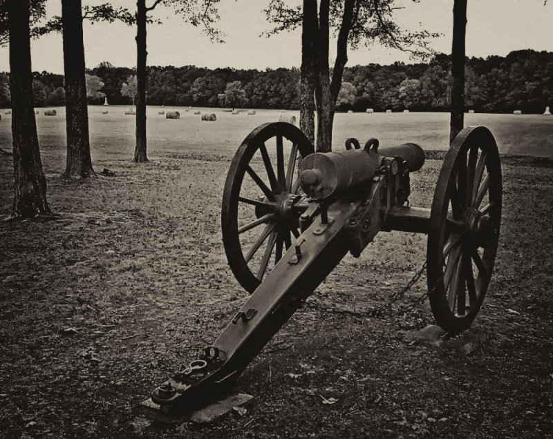 Cannon and Hay Rolls