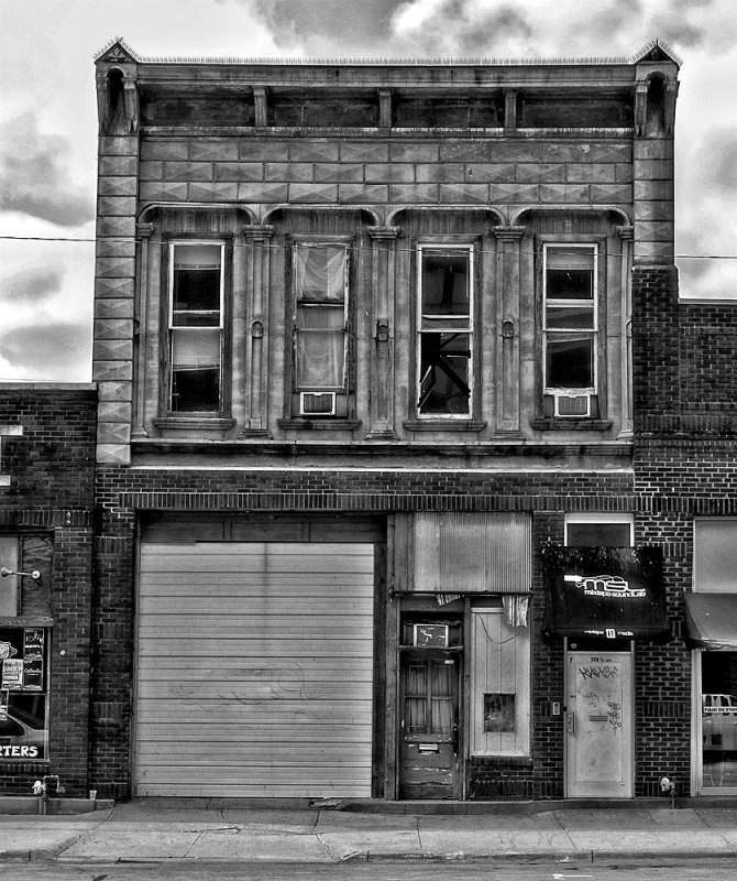 New Hampshire Street, Lawrence, Kansas