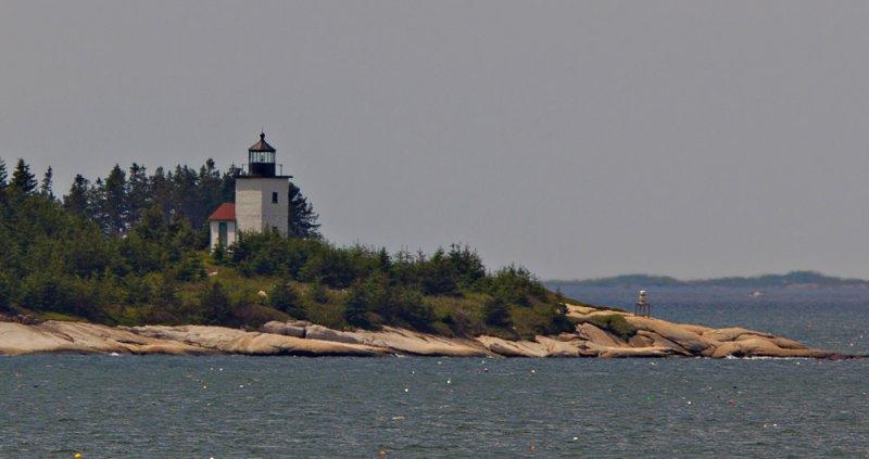 Deer Isle Thoroughfare Light