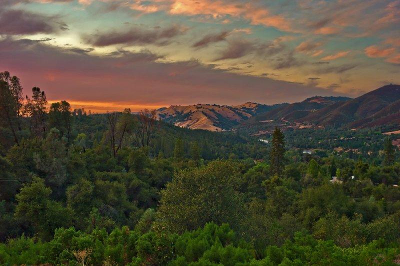 Placerville Sunset
