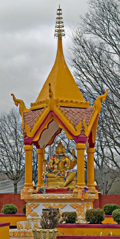 Lao Temple