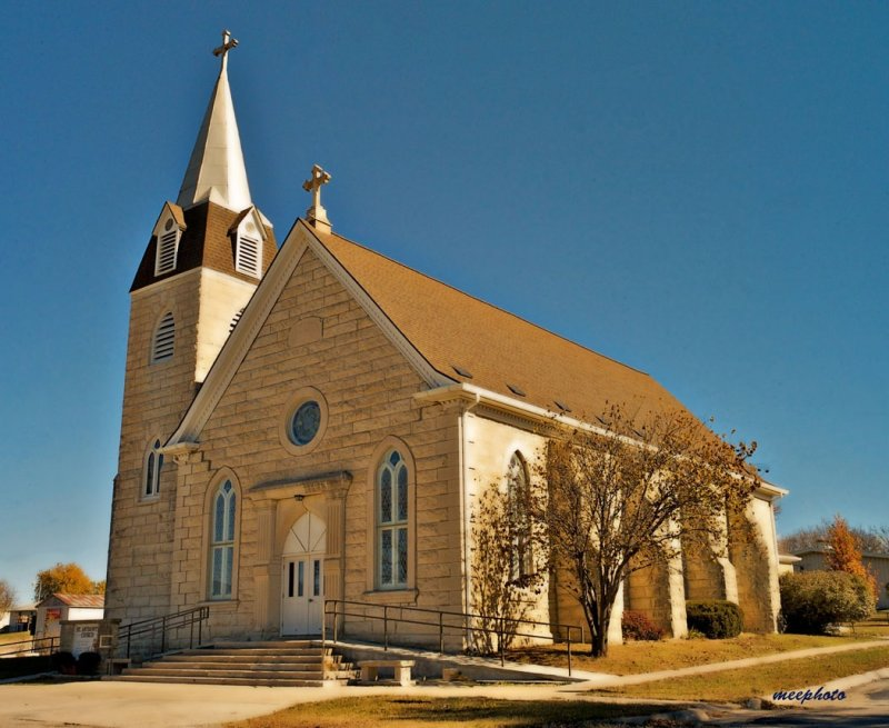 Catholic Church, Strong City