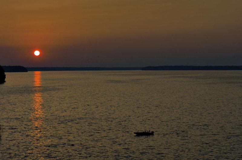 Sunrise, Memorial Day
