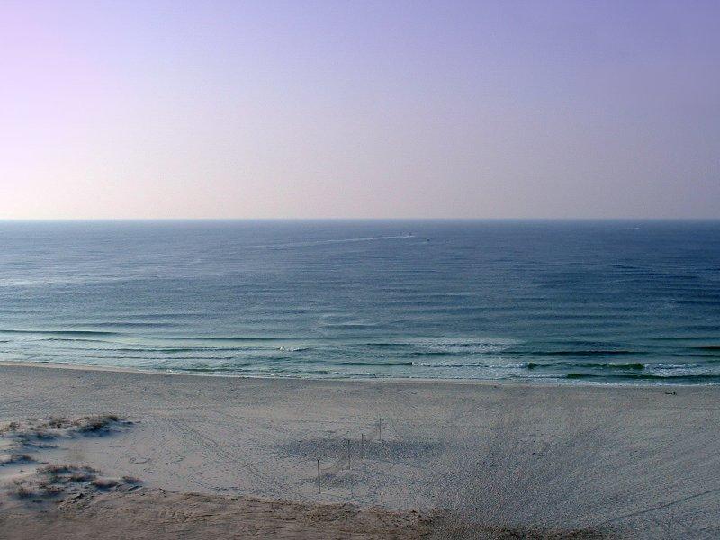 Early Morning Beach Scene, Orange beach Al