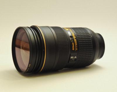 Nikkor 24-70mm f/2.8G ED AF-S