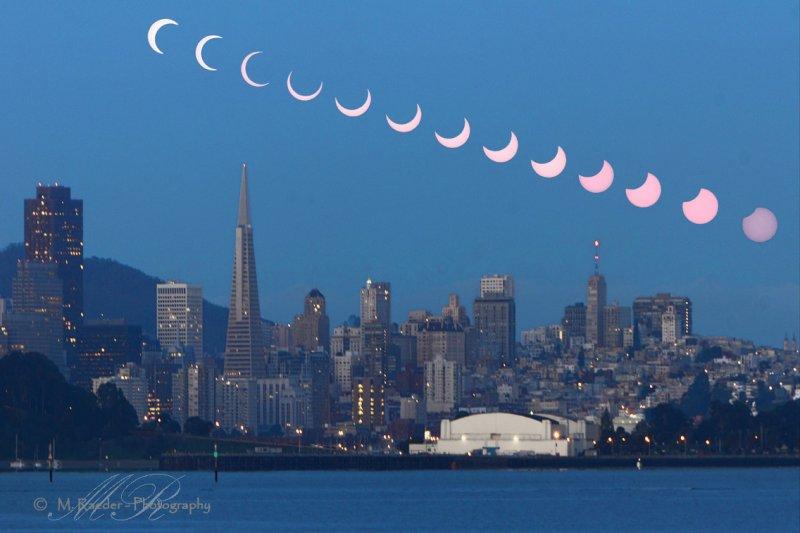 Annular Solar Eclipse on 20 May 2012