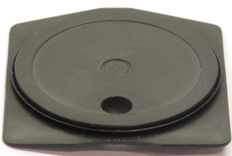Vacuum Plate Seal Orientation