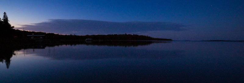 Twilight At Sturgeon Bay <br> (DCd1_100411_154-2.jpg)