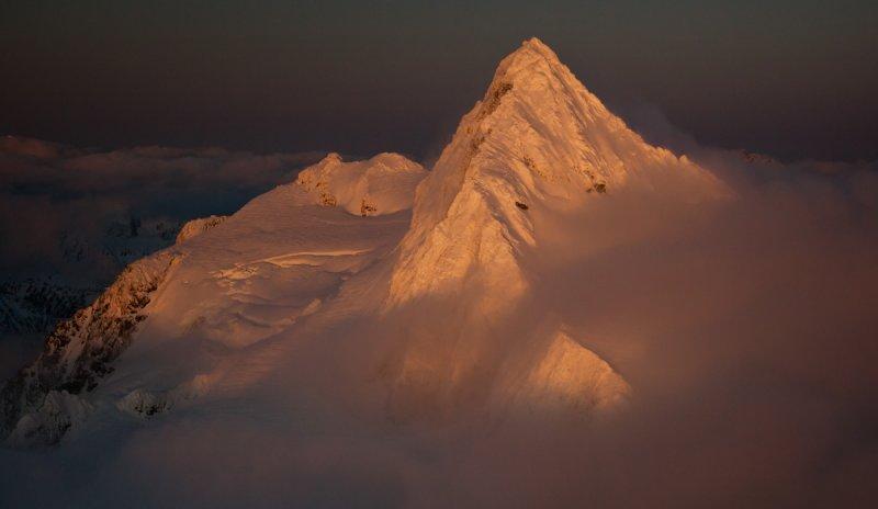 Mt. Shuksan From The West <br> (Shuksan111209-047-1.jpg)