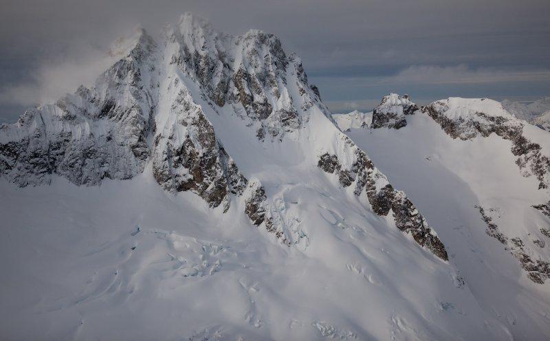 Mt. Redoubt From The Northeast <br> (Redoubt022810-38.jpg)