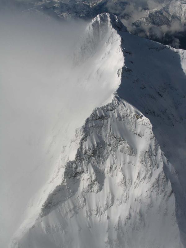 Jack, Upper E Face & Summit Ridge (Jack111405-21adj.jpg)