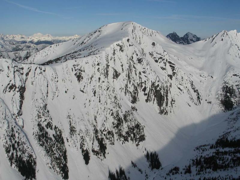 Joker Mt, View W (Joker042806-_04adj.jpg)