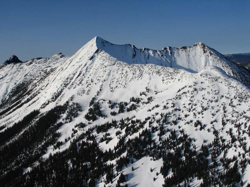 Winthrop Mt, View N (Winthrop042206-24adj.jpg)